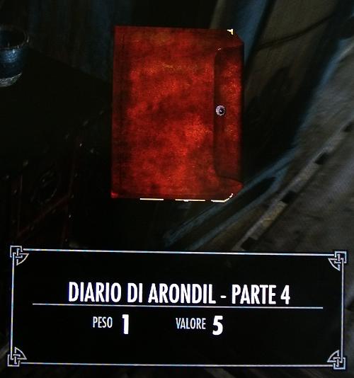 Diario di Arondil - Parte 4