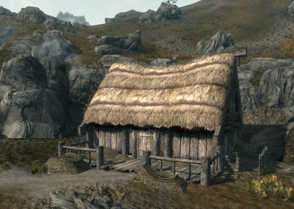 Lund's Hut