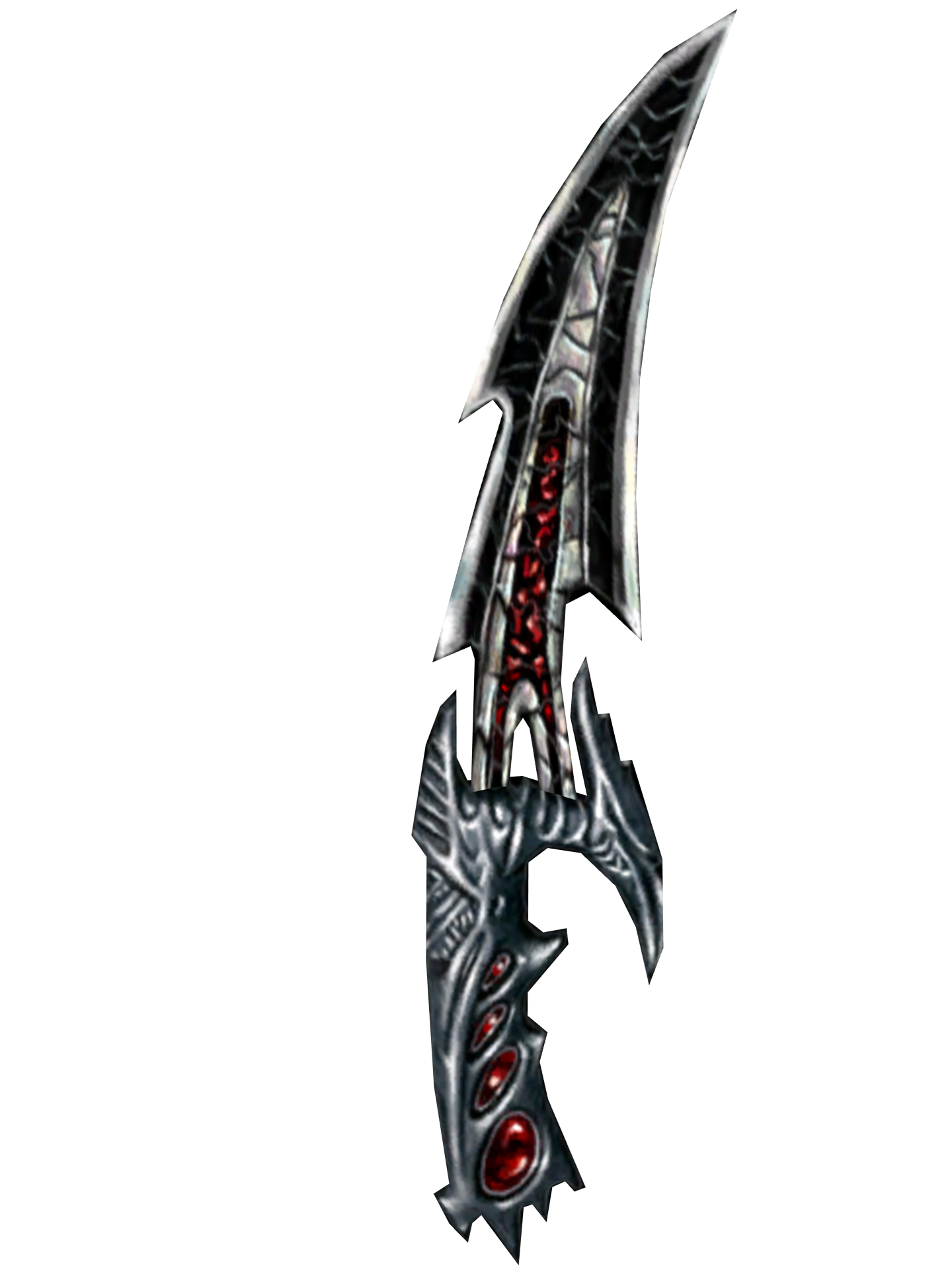 Black Hands Dagger