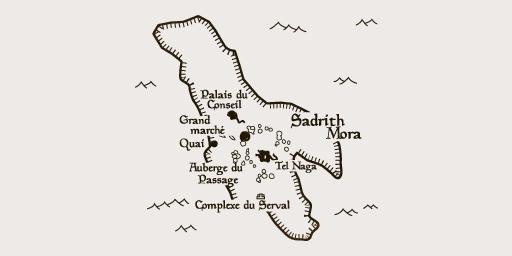 Guide de Sadrith Mora