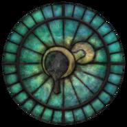 Witraż symbolu Stendarra (Oblivion)
