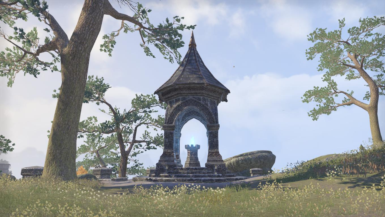 Дорожное святилище аббатства Отверженных