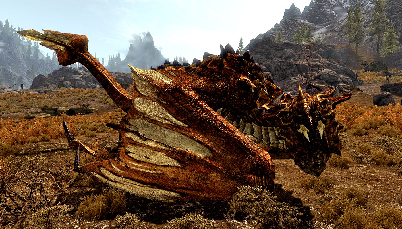 Elder Dragon (Skyrim)