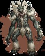Frost Troll (Conceptart) by Jeremy Fenske