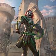 Ghostgate Defender card art
