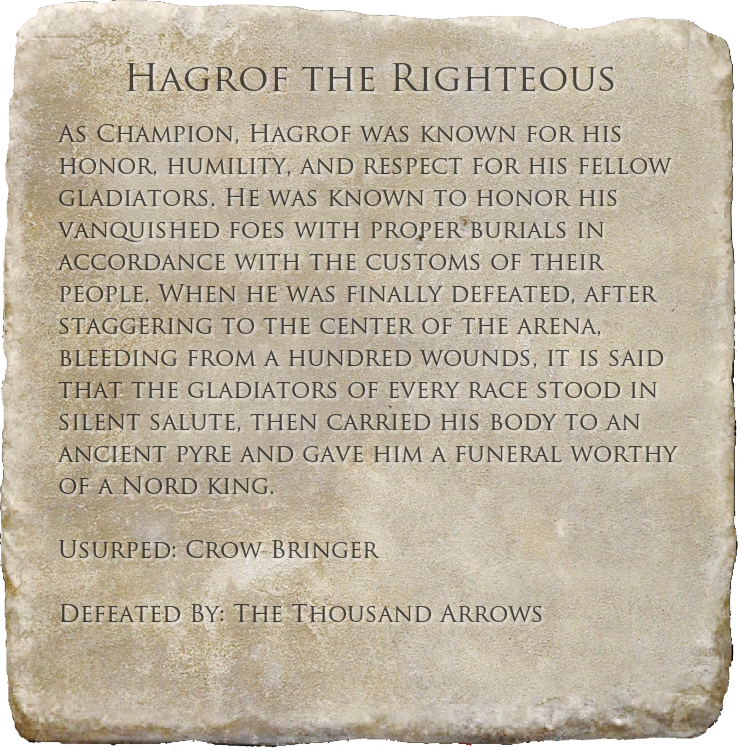 Hagrof the Righteous