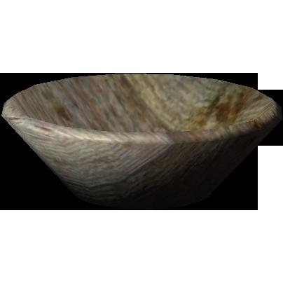 Деревянная миска
