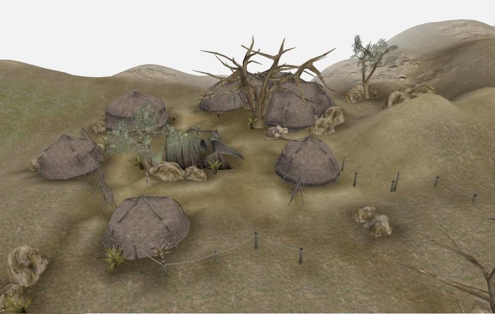 Addammus's Yurt
