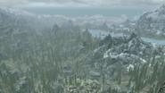 Angi's Camp - Valley (Skyrim)