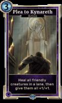Card-Plea to Kynareth