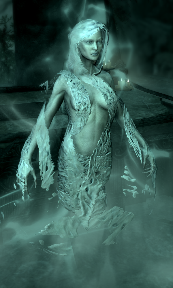 The Pale Lady (Creature)