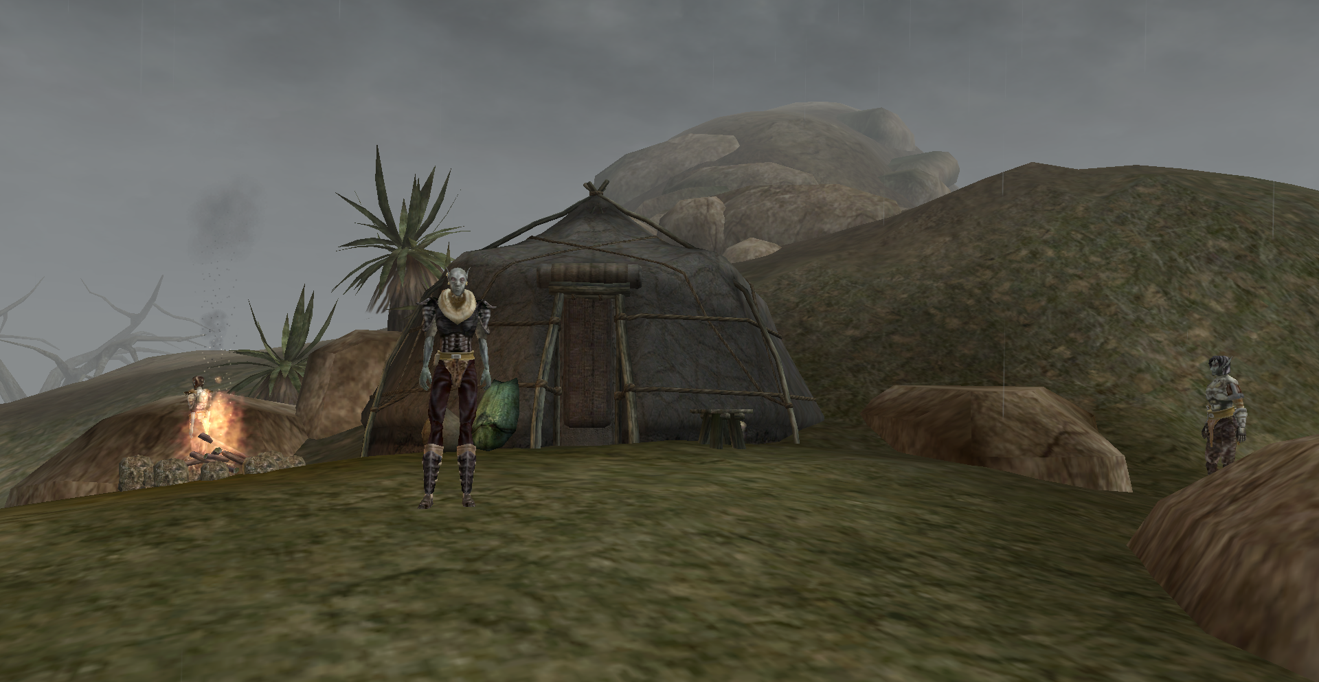 Massahanud Camp
