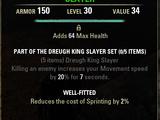 Dreugh King Slayer