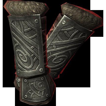 Перчатки железной руки