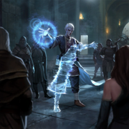 Winterhold Illusionist card art