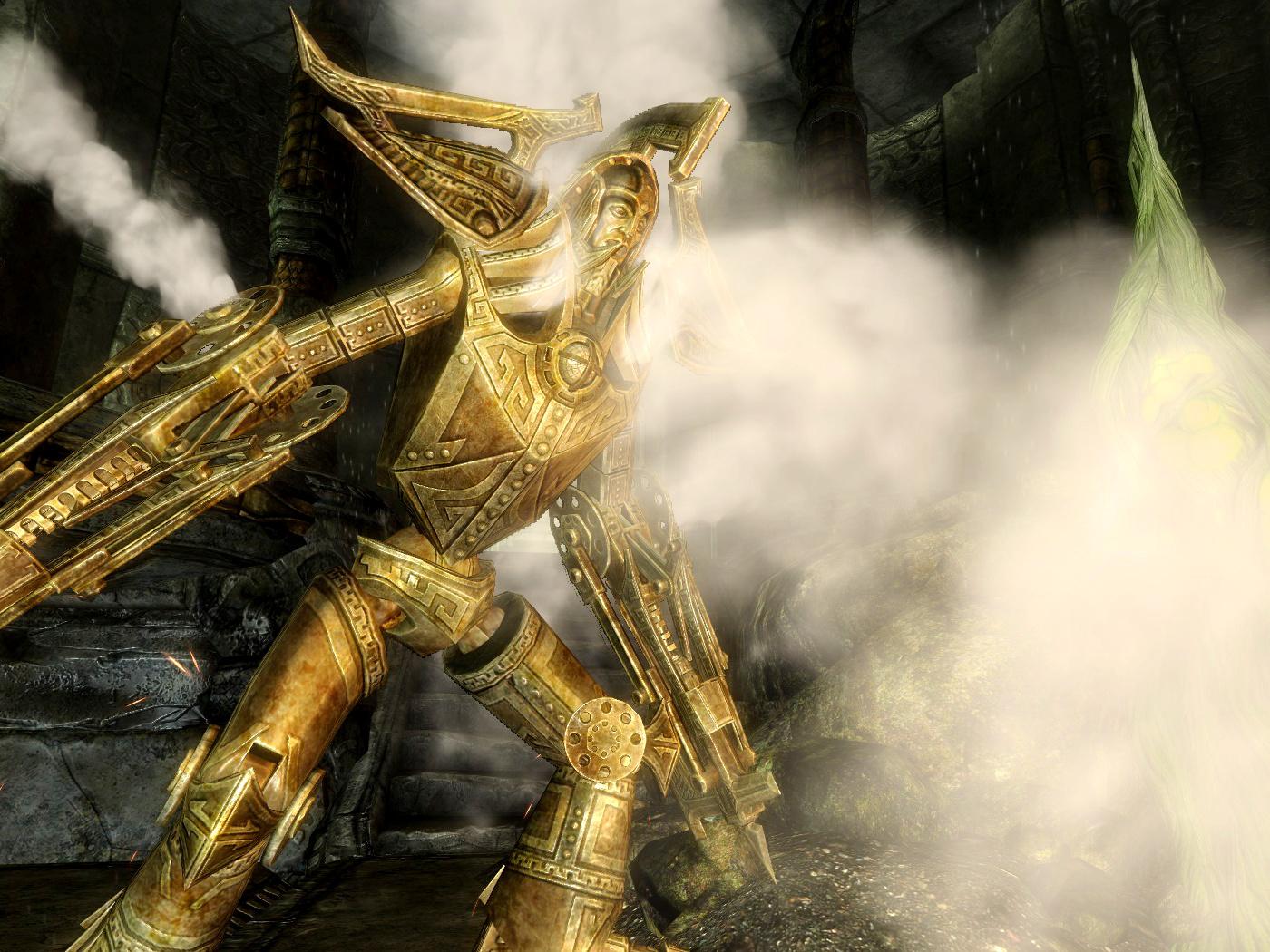 Двемерский центурион (Skyrim)