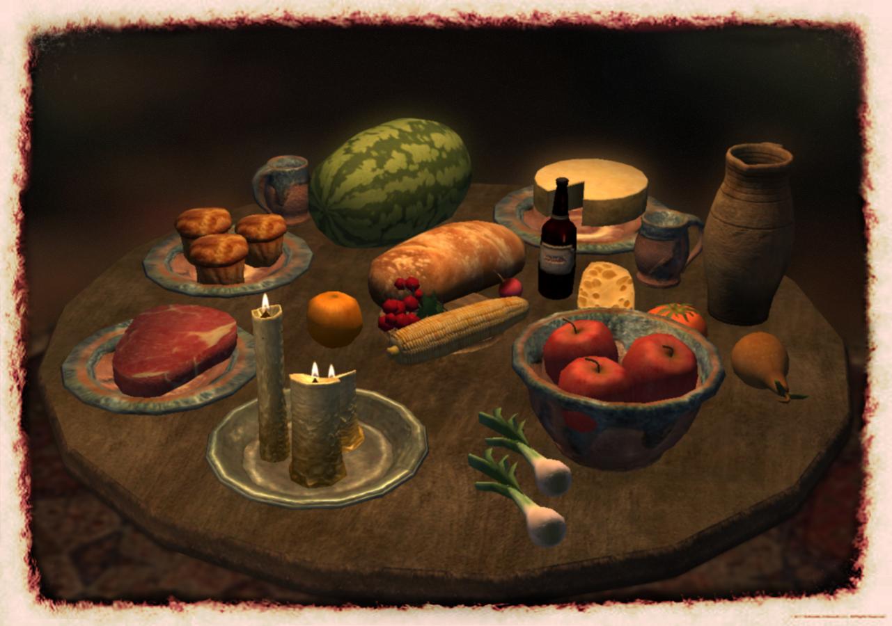 Еда (Oblivion)