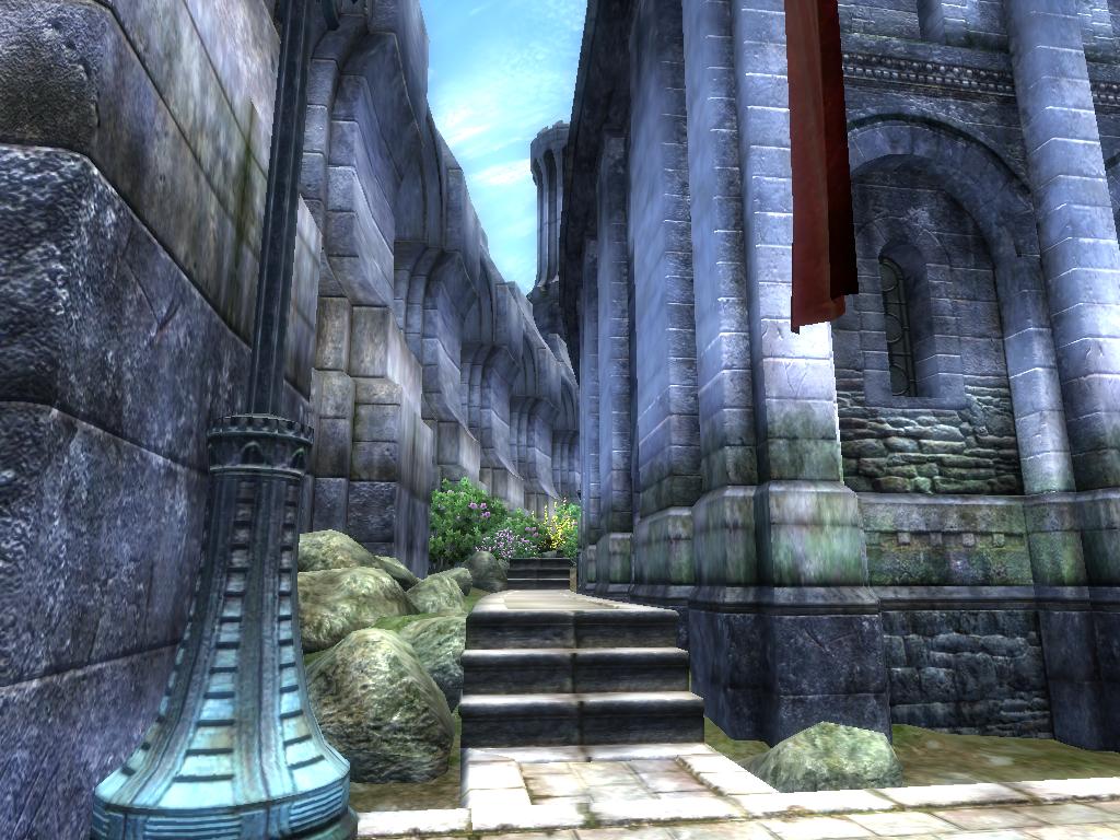 Эльфийские сады Имперского города