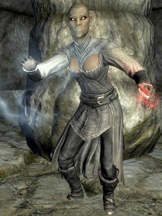 Ancient Vampire (Skyrim)