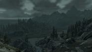 Cliffside Retreat View