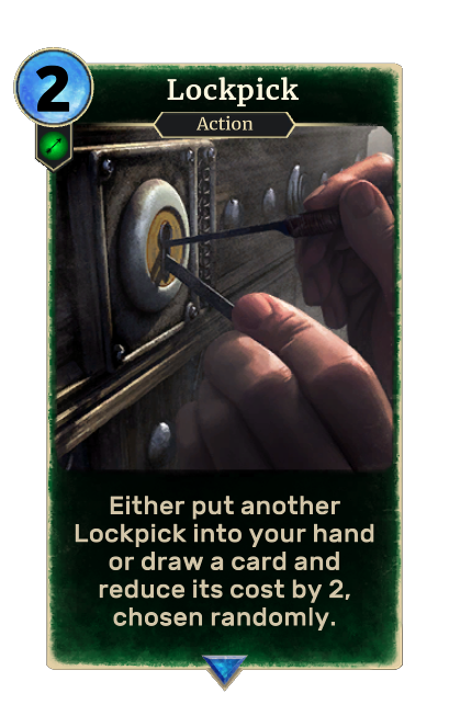 Lockpick (Legends)