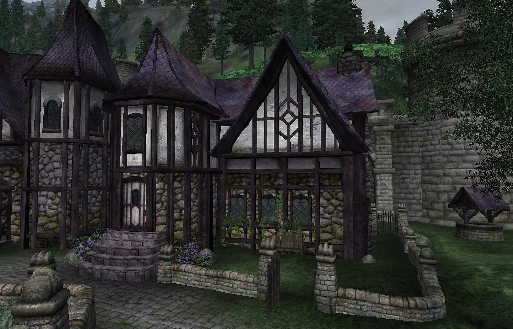 Oghash Gra-Magul's House