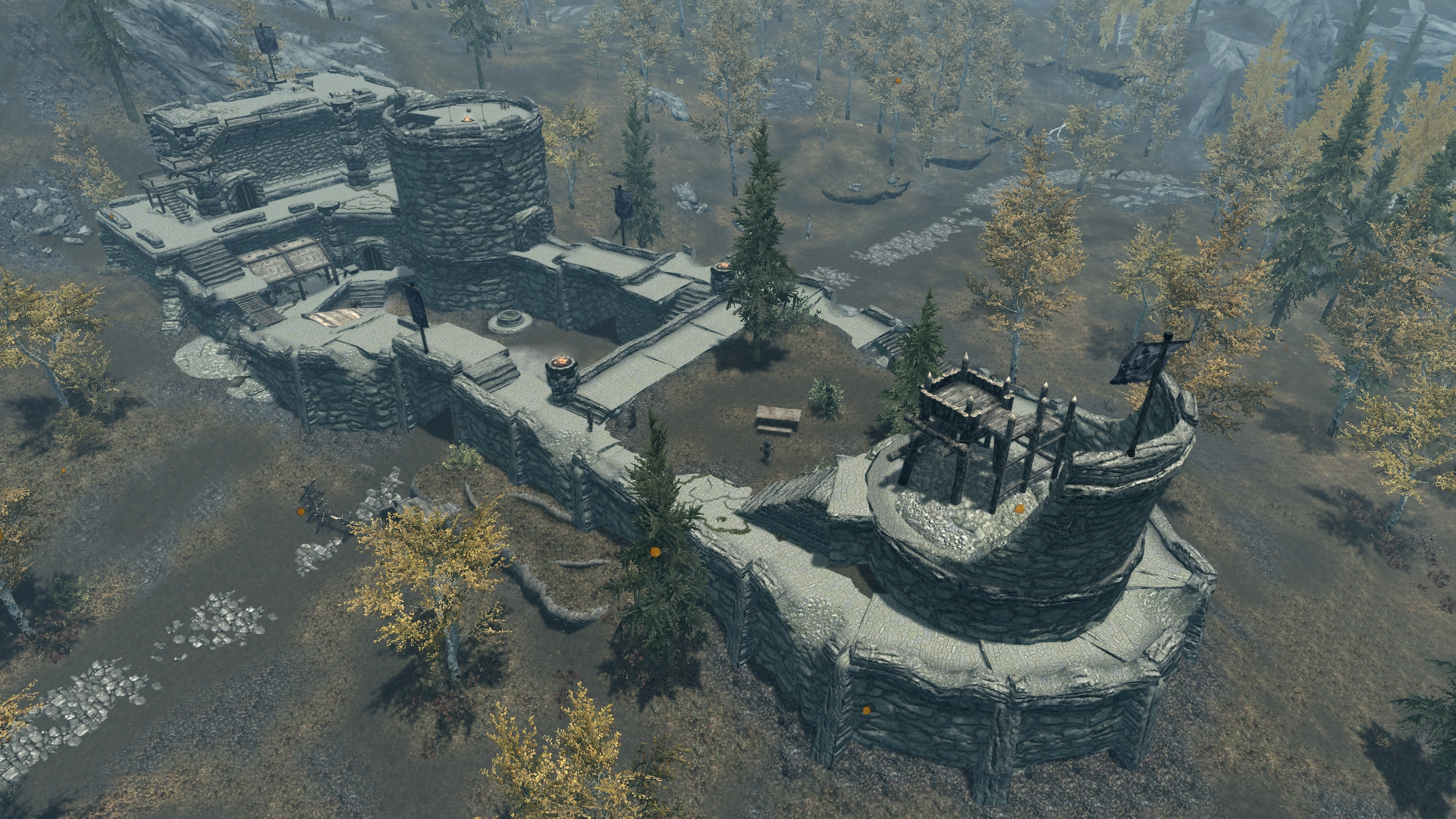 Битва за форт Гринвол (Братья Бури)