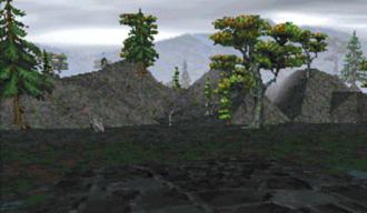 Горы Драконьего Хвоста