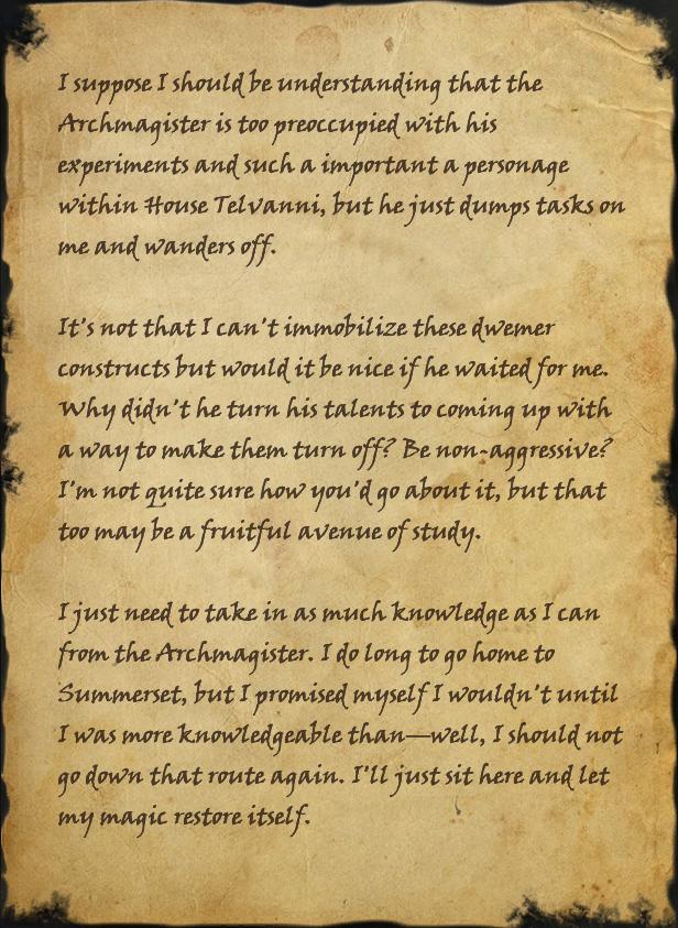 Arowende's Diary Page 26