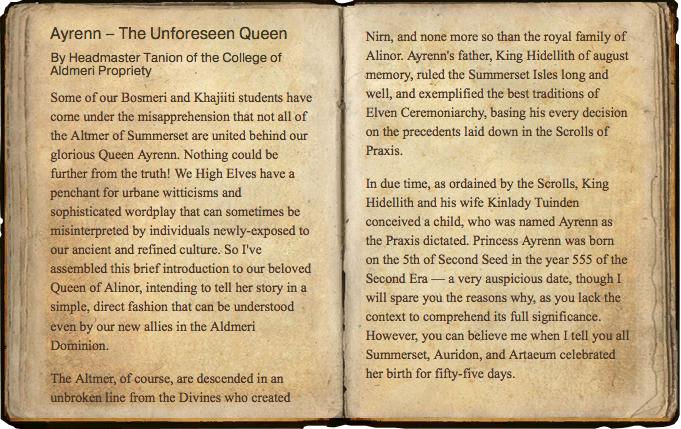 Ayrenn – The Unforeseen Queen