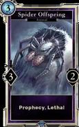 Spider Offspring (Legends) DWD