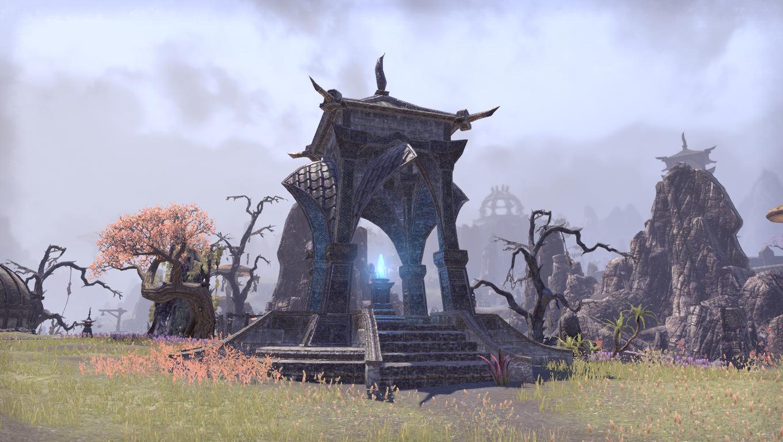 Дорожное святилище владения Хрогара