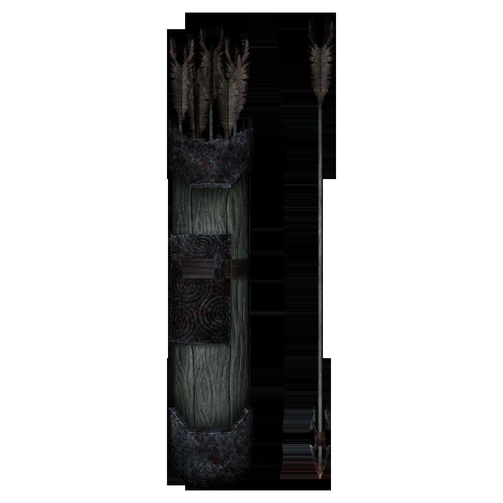 Древняя нордская стрела