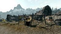 Лагерь Говорящий Камень - сыр