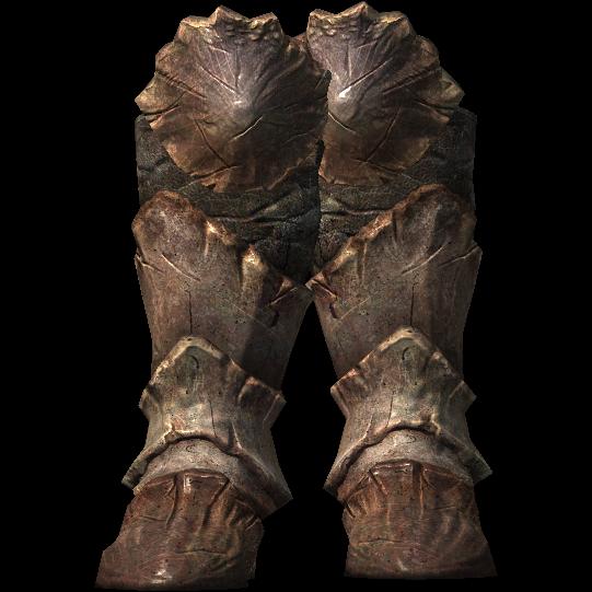 Хитиновые сапоги (Dragonborn)