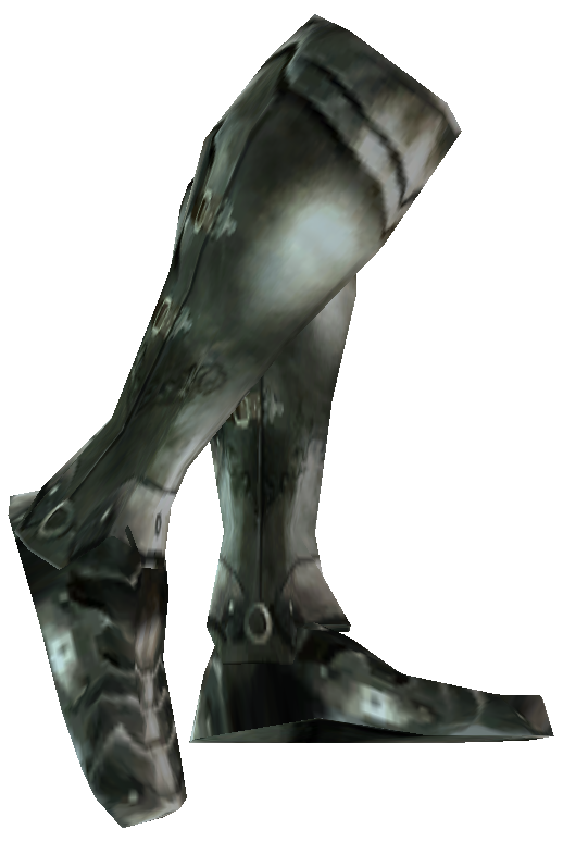 Adamantium Boots (Morrowind)