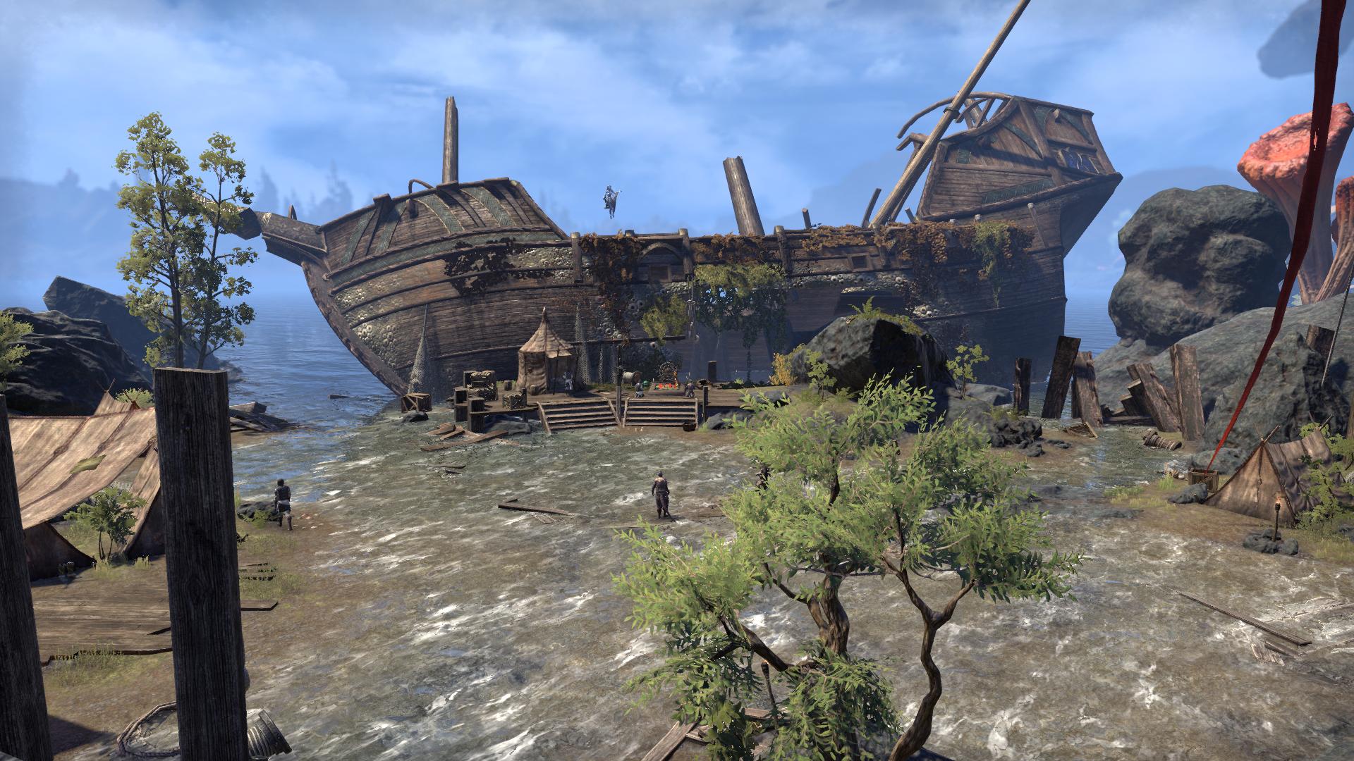 Бухта Кораблекрушения (Вварденфелл)