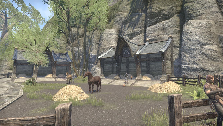 Благородные кони Нимаре