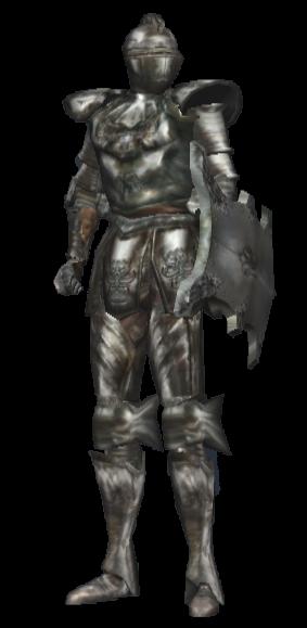 Стальной доспех (Morrowind)