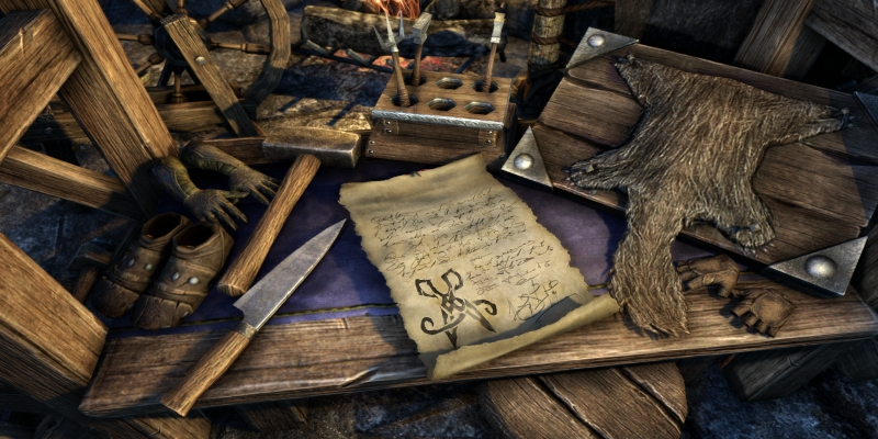 Crown Research Scroll, Clothing, 1 Day