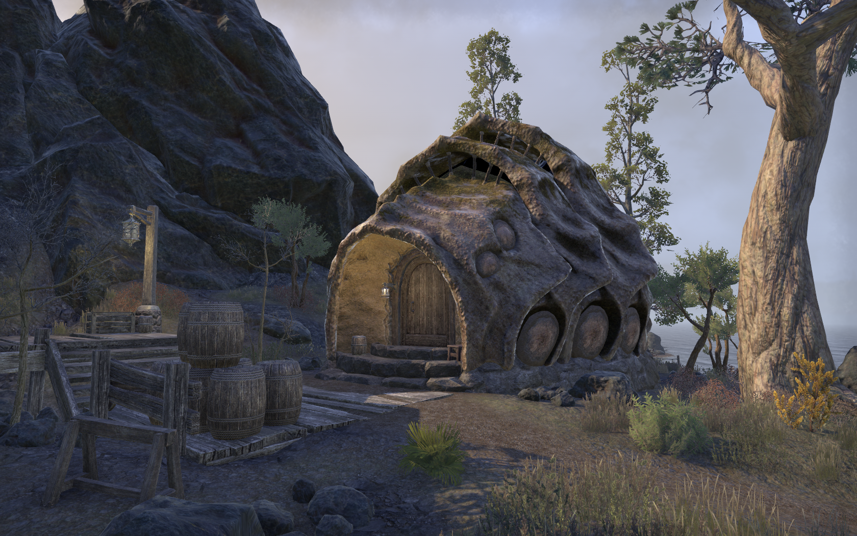 Drivam's House