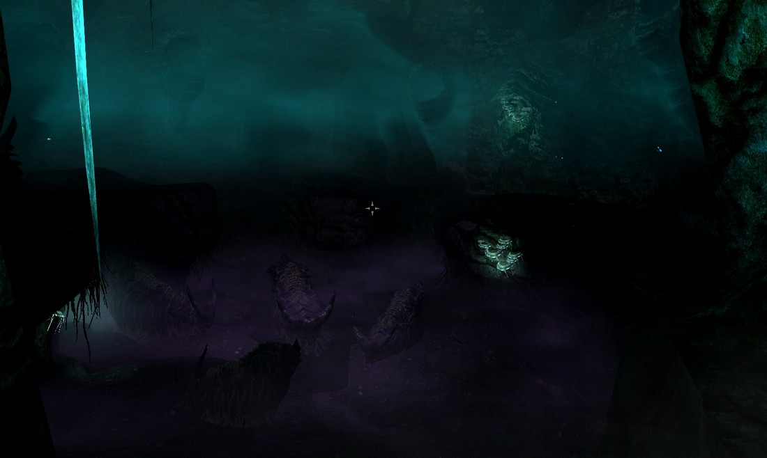 Forgotten Vale Cave