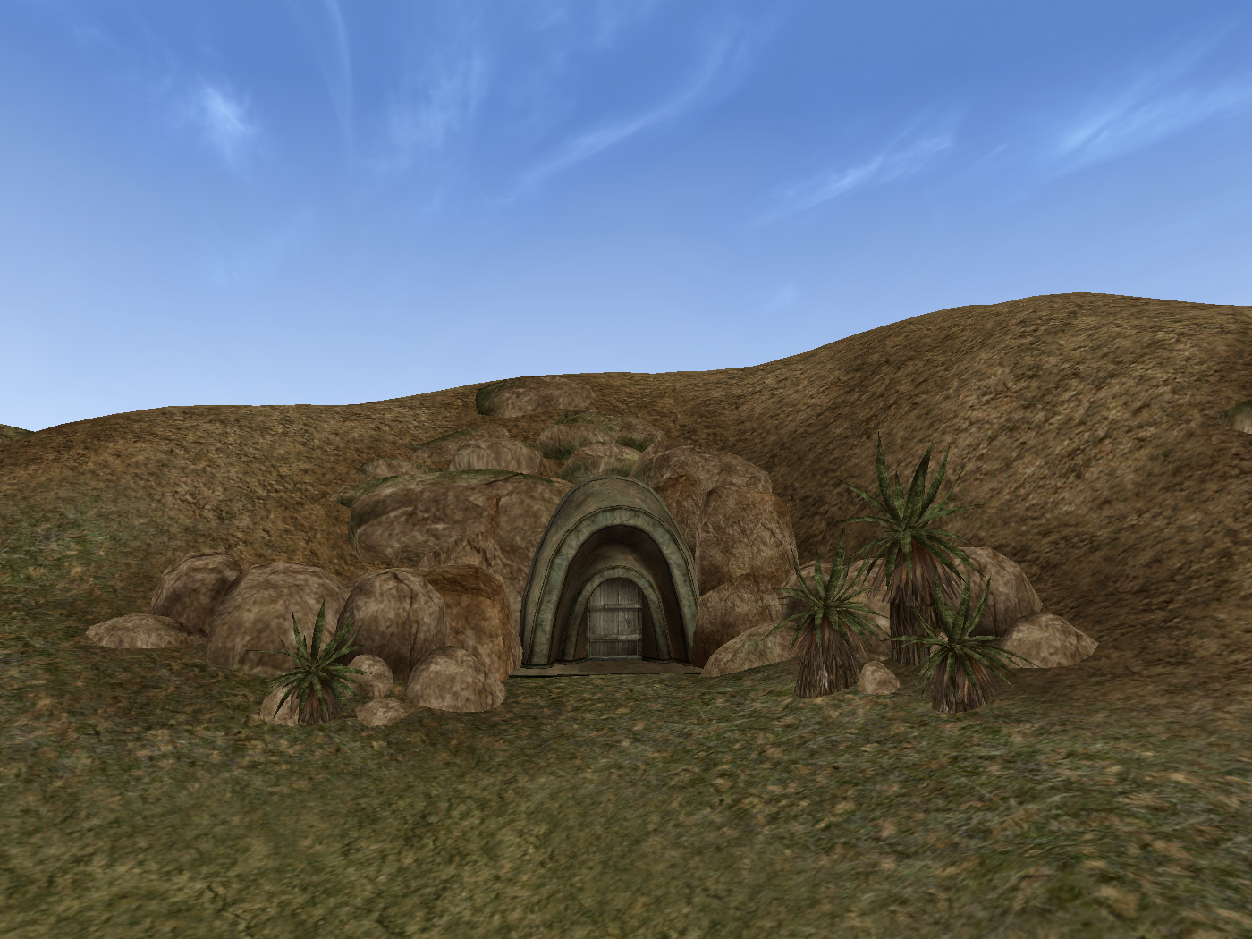 Ienith Ancestral Tomb (Morrowind)