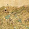 Redolent Loam Dolmen Map