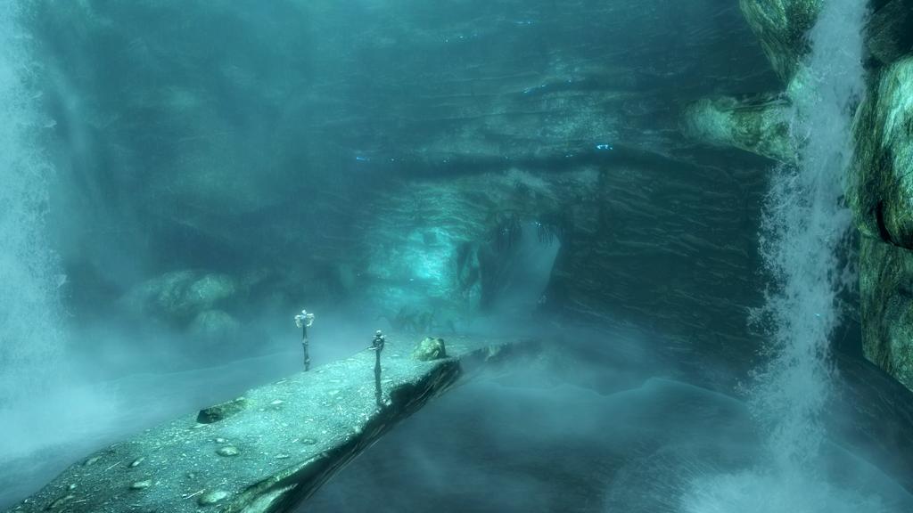 Shimmermist Grotto