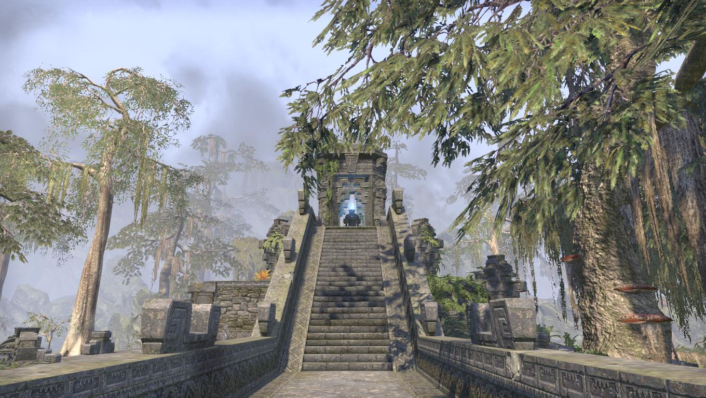 Дорожное святилище Заброшенной деревушки