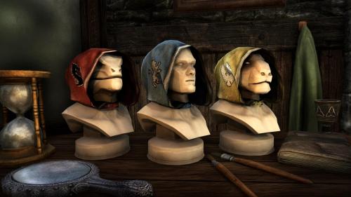 Alliance Rider Hood