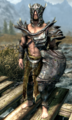 Falmer Armor - Male (Skyrim)