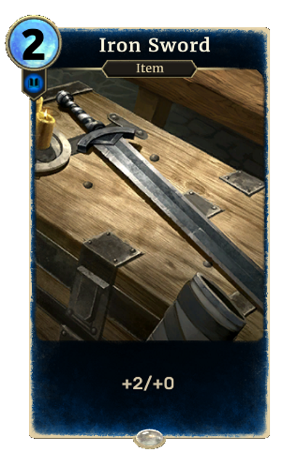 Iron Sword (Legends)