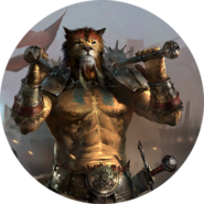 Khajiit avatar bob 4 (Legends)